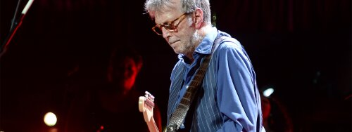 Eric Clapton  eventimage