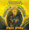 Cover of current album Africa Speaks